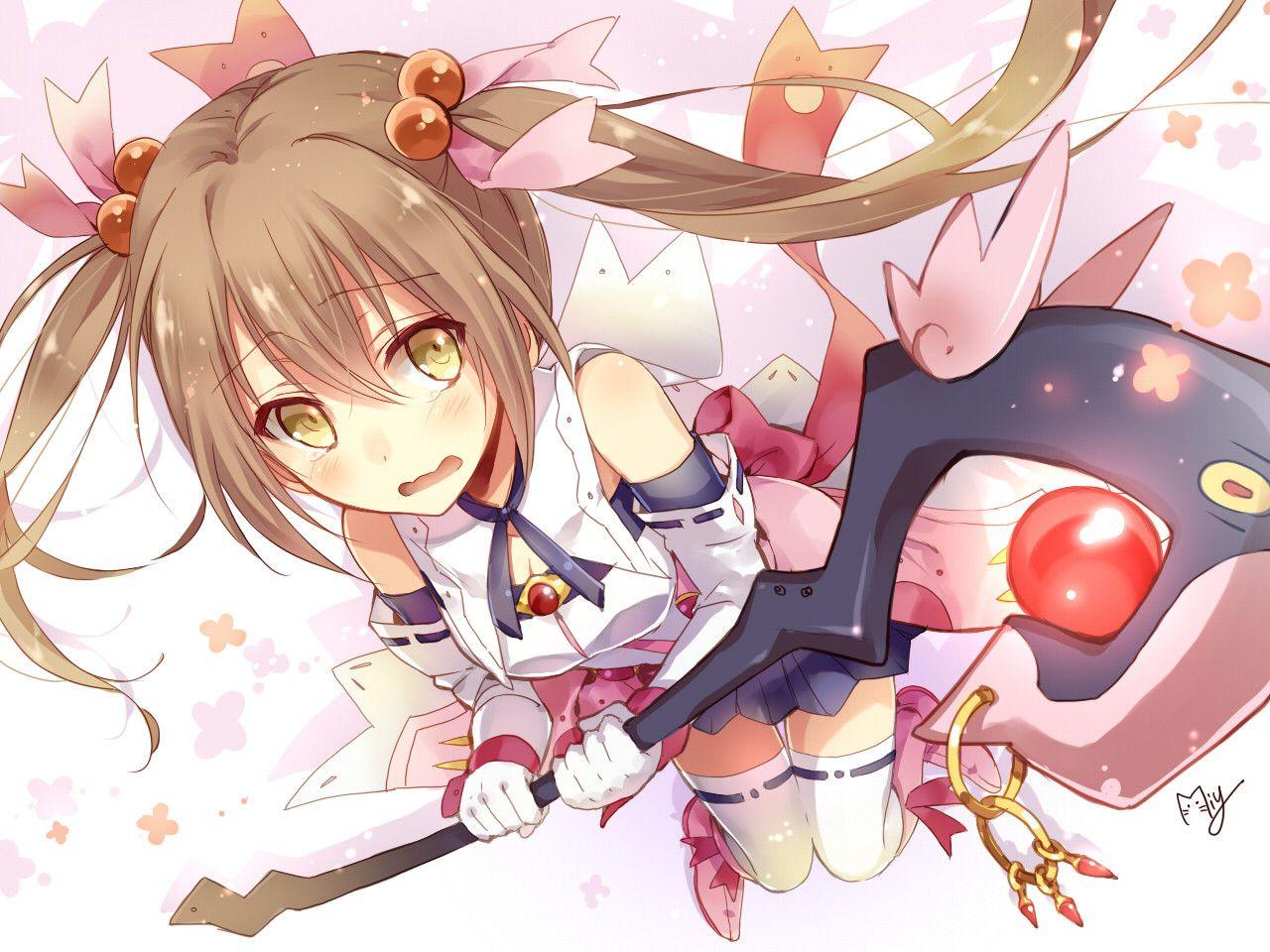 Hentai Moon inside master anime ecchi hentai picture wallpapers magic girls armor