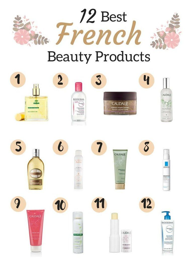 The Best French Beauty Products To Buy In France Or Online French Beauty Makeup Faces The Ultimate List Of The Best Fren French Beauty Beauty Secrets Skin