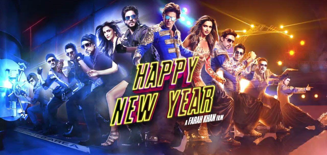 Happy New Year Trailer 2014 Starring Shah Rukh Khan