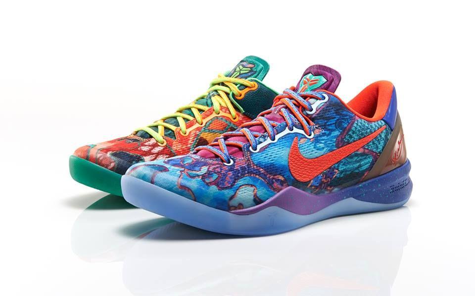 the best attitude 7cb2b 845dd Nike Kobe 8 What the Kobe colorway release date