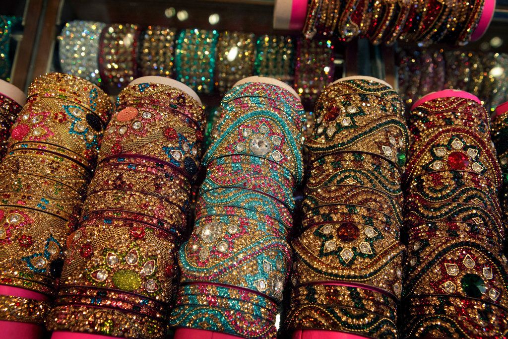 Hyderabad, India (Published 2012) | Hyderabadi jewelry, Bangles jewelry  designs, Indian accessories