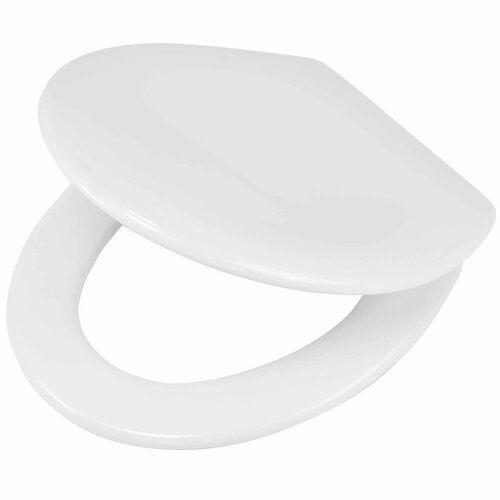 Tammo Soft Close Round Standard Toilet Seat Belfry Bathroom In