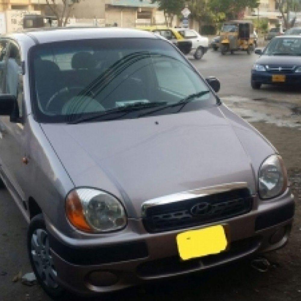 2004 Hyundai Santro exec for sale in Karachi, Karachi