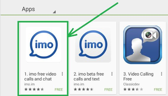 Imo Video Calling For Pc Free Videos Laptop Windows Video