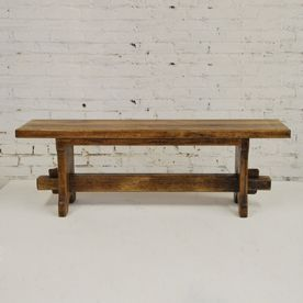 Artesano Iron Works Provincial Rustic Wood 54 In Dining
