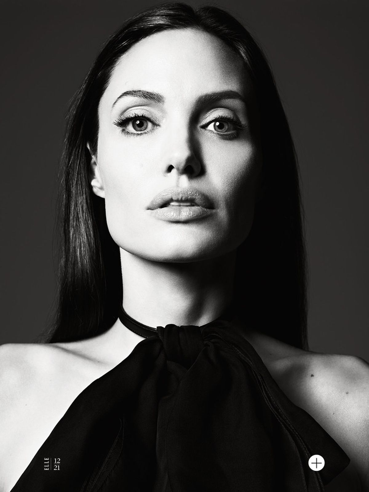 Angelina Jolie, photographed by Hedi Slimane for... - Daily Actress