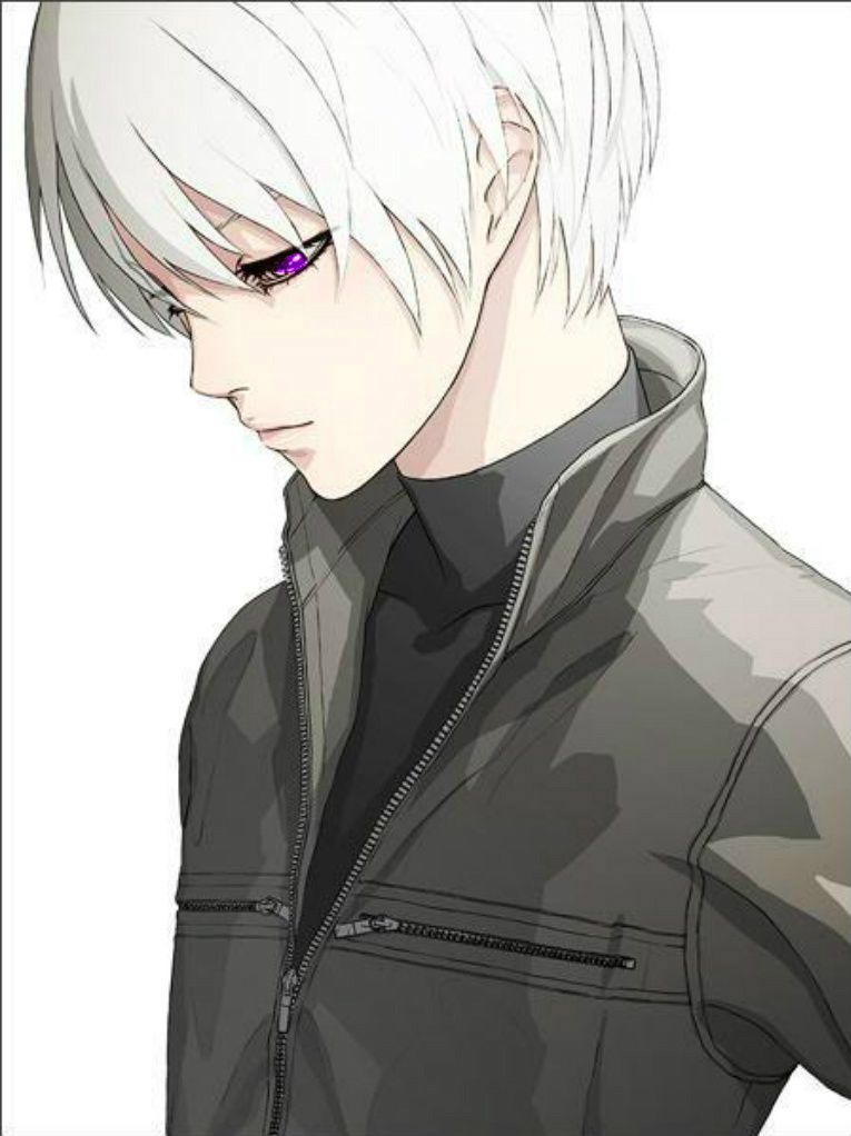 Purple Eye Zen Pinterest Anime Guys Tokyo Ghoul And Manga