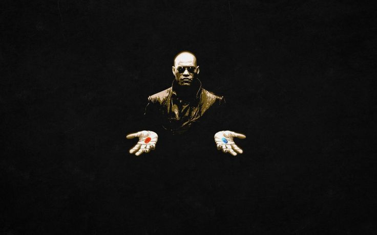 The Matrix Morpheus Pills movie movies sci-fi wallpaper | 1920x1200 | 91425 | Sci fi wallpaper, Movie wallpapers, Hd wallpaper