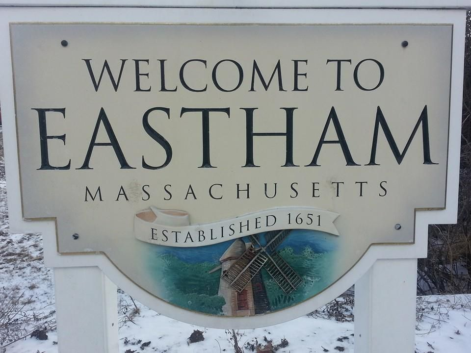Welcome to Eastham on beautiful Cape Cod.