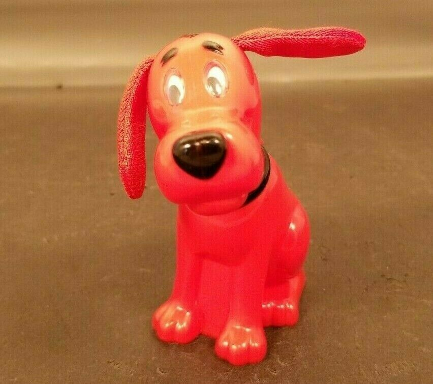 Wendy S Scholastic Clifford The Big Red Dog Toy 2003