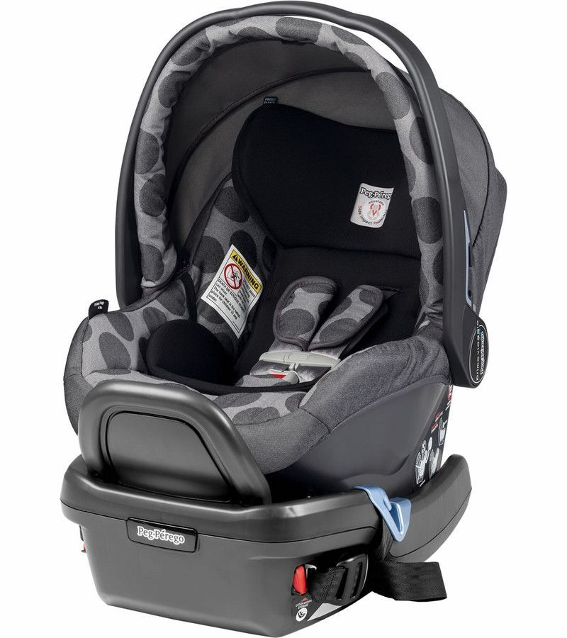 Peg-Perego's newest rear facing infant car seat for babies ...
