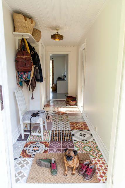 Idée du jour Home Remodeling  Decor Pinterest Maison - Peindre Carrelage Salle De Bains