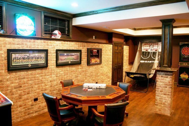 Bedroom Designing Games 10 Of The Most Fun Garage Game Room Ideas  Garage Game Rooms