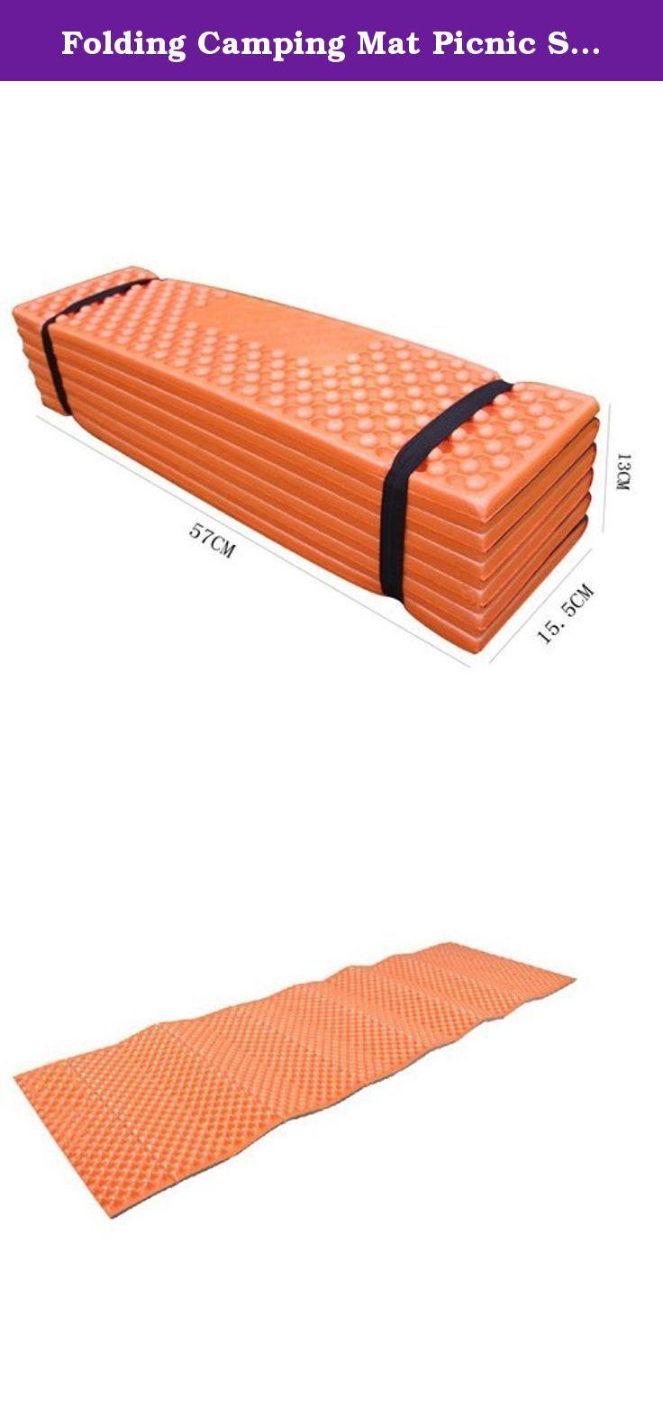 Folding Camping Mat Picnic Seat Pad
