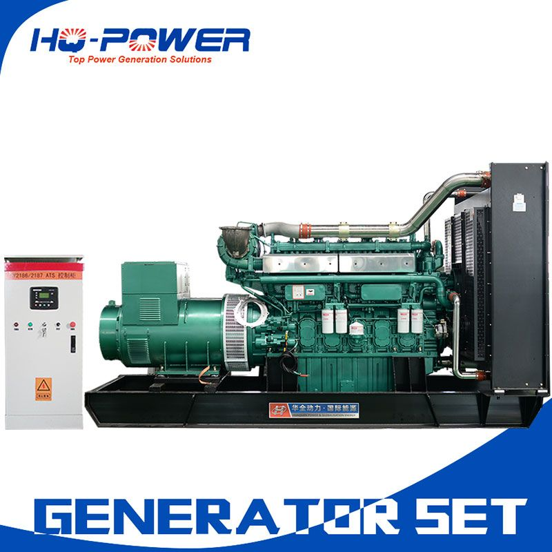1200kw Diesel Generator Alternator 1500kva 220v Never Used With Ats Diesel Generators Alternator Generation