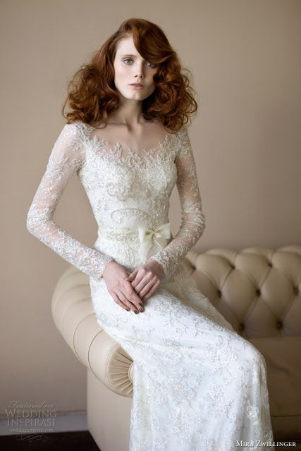 Wedding Gown Trends for 2014 - Monique Lhuillier - Zimbio