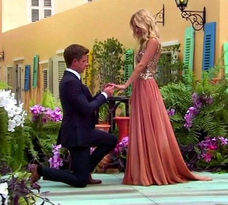 Emily Maynard Pauses Before Accepting Jef Holms Proposal