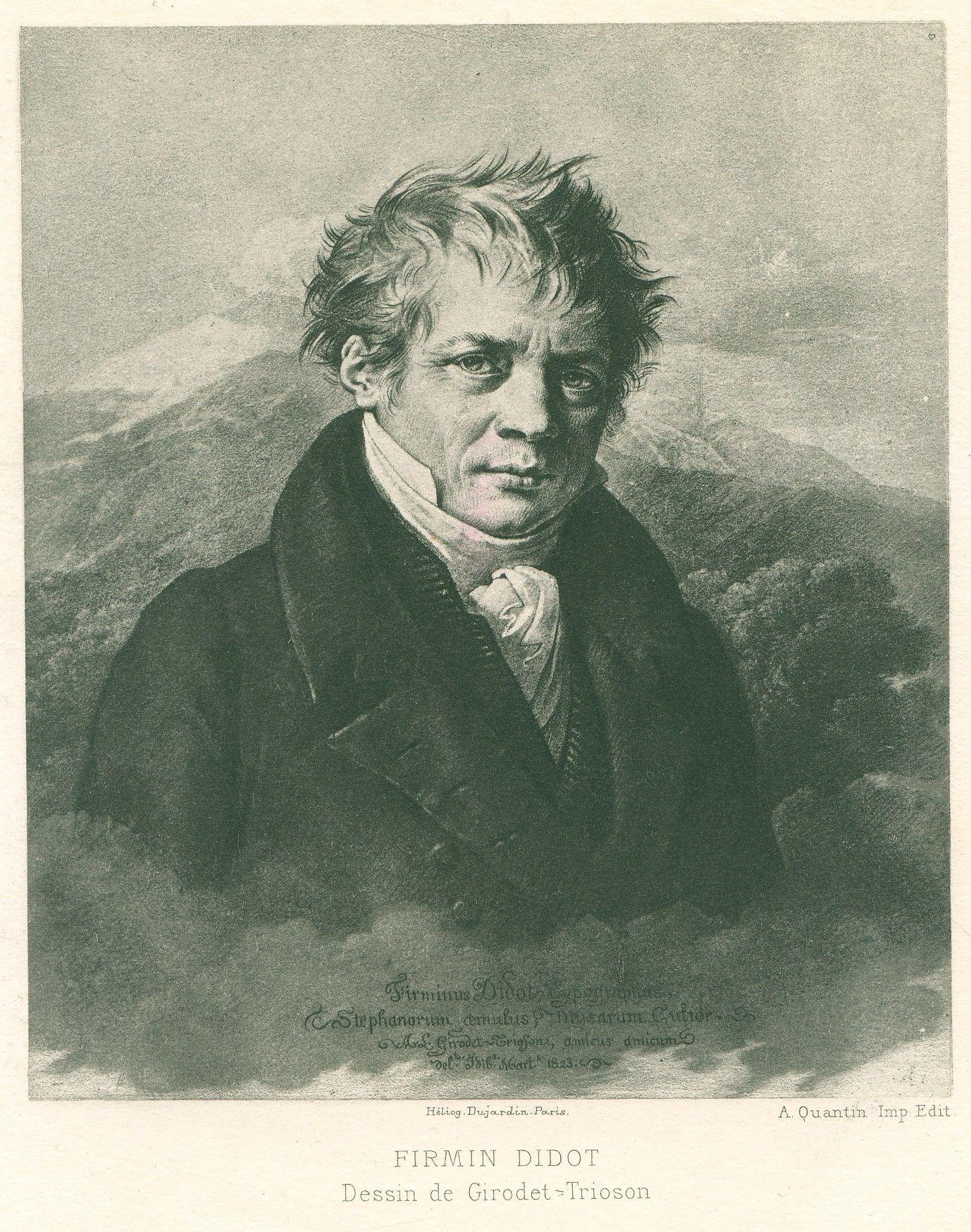 firmin didot 1764-1876