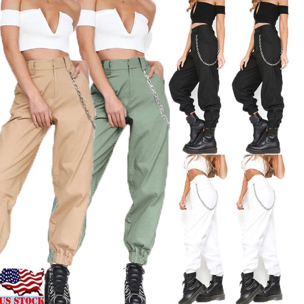 Women Stretch Thin Slim Skinny Double Zip Pant Leggings Trousers UK8 10 12 14 16
