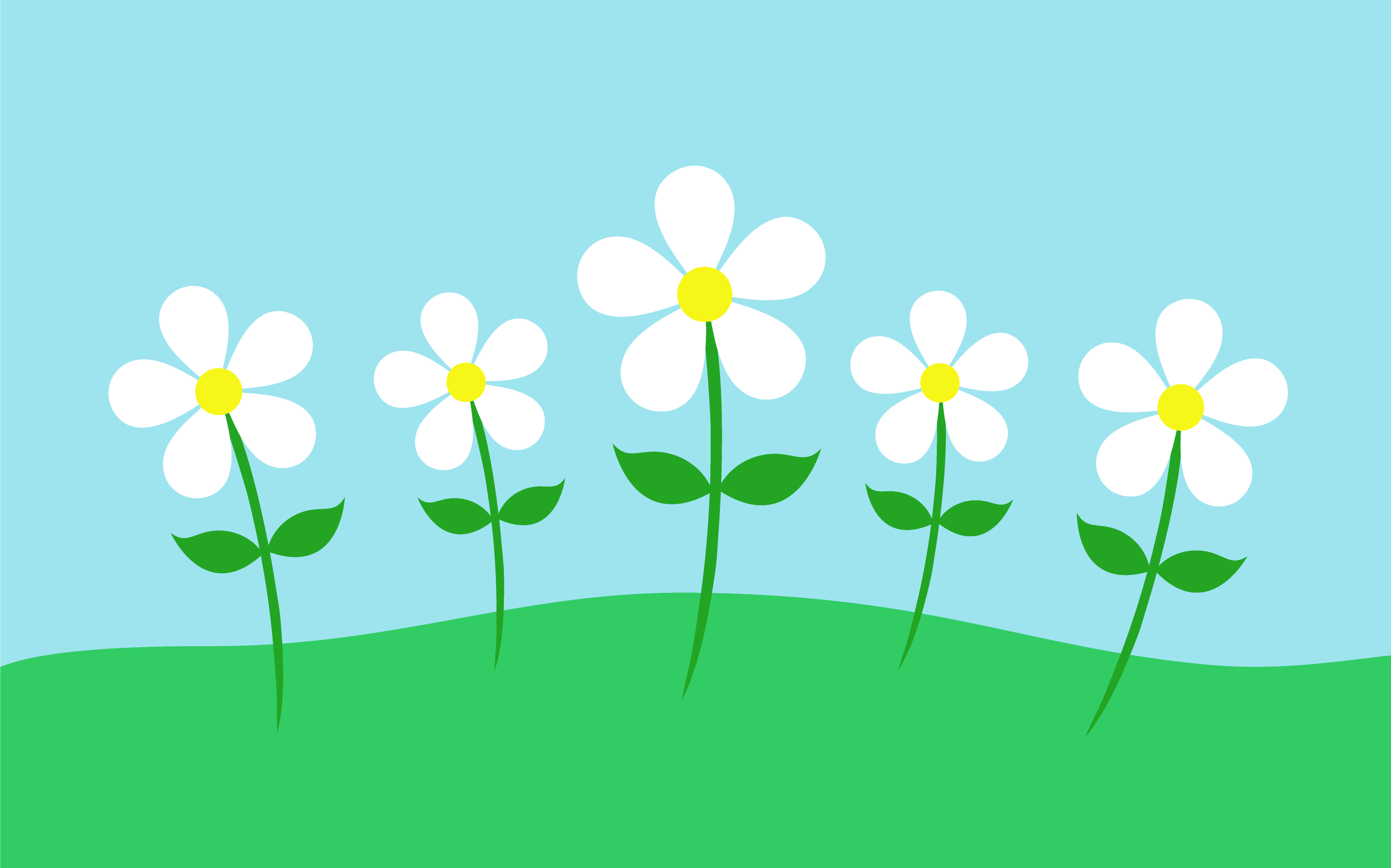Image detail for daisy flowers in simple landscape free clip art image detail for daisy flowers in simple landscape free clip art izmirmasajfo