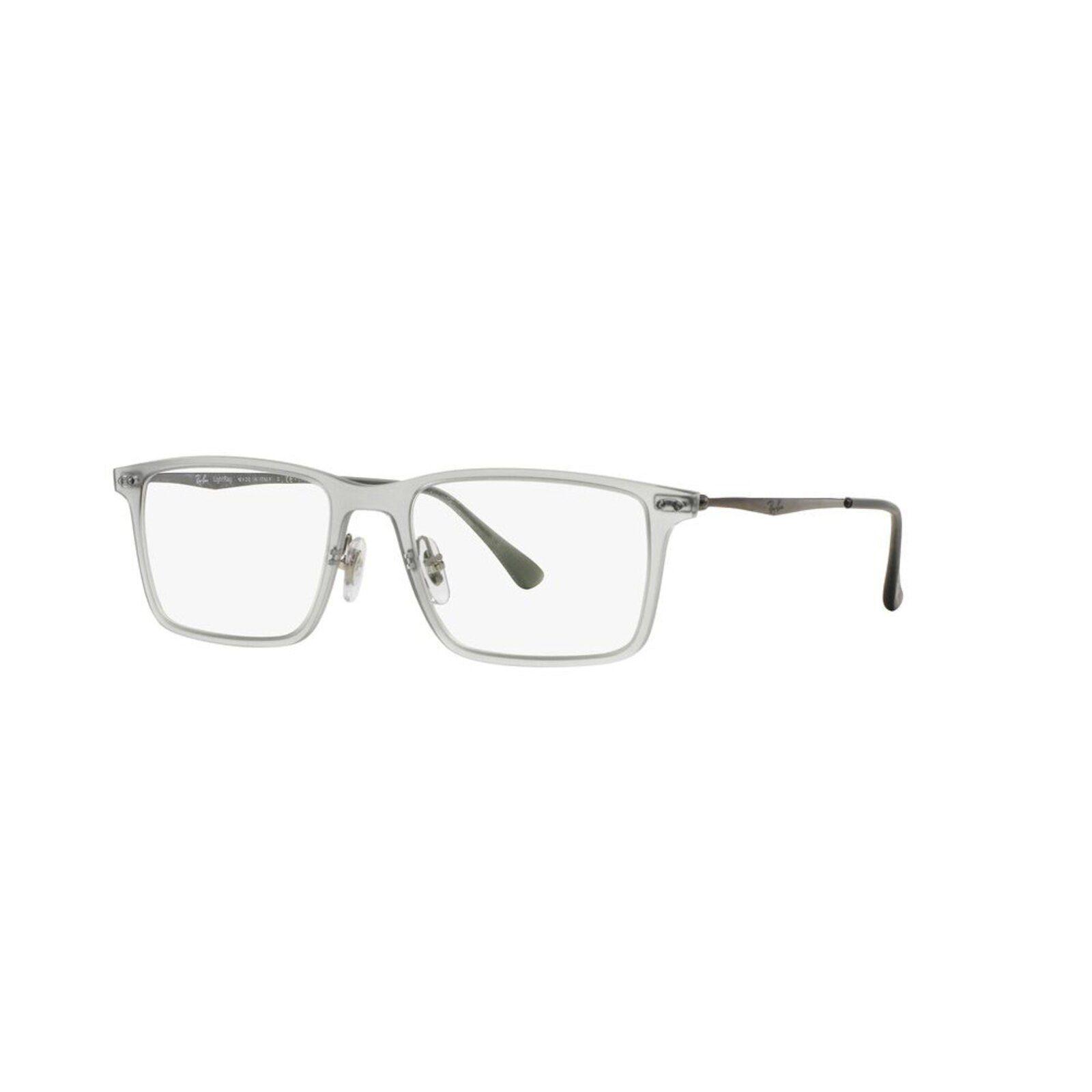 Armacao De Oculos Ray Ban Rb7050 Cinza Em 2020 Armacoes De