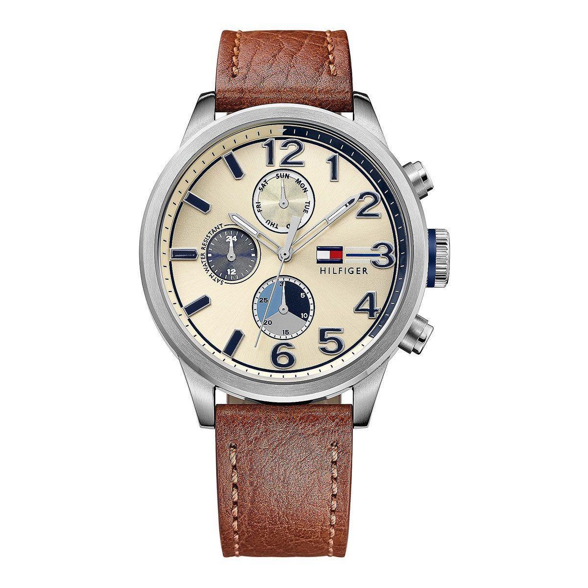 190eb2b4c1b Tommy Hilfiger Mens Analog Casual Watch 1791239