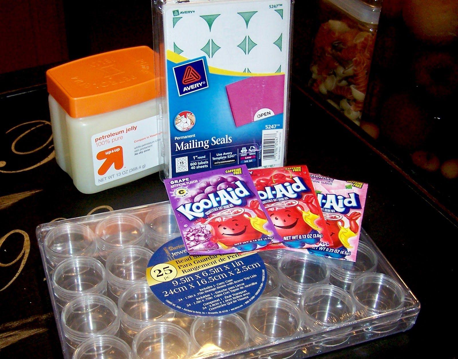 Orangie's Attic: Try It Tuesday... DIY Lip Glop... um, GLOSS.