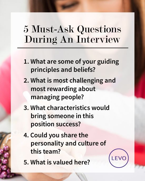 5 Must-Ask Questions During An Interview Nifty Stuff Job