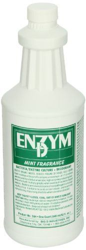 Big D 504 Mint Fragrance Enzym D Digester Deodorant (Case of 12)