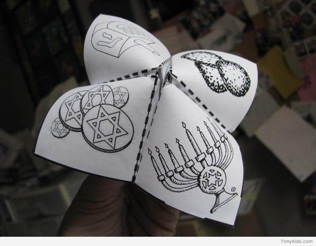 Jewish Crafts For Kids