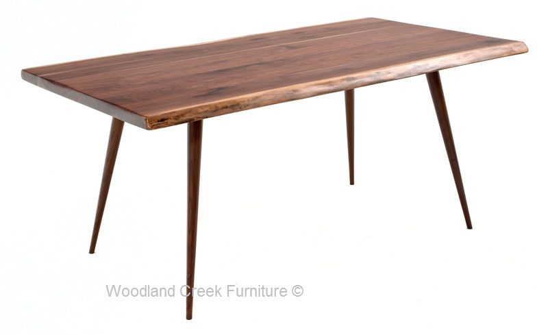 This Beautiful Mid Century Modern Table Was Inspired George Nakashimau0027s  Beautiful Work. Description From Woodlandcreekfurniture