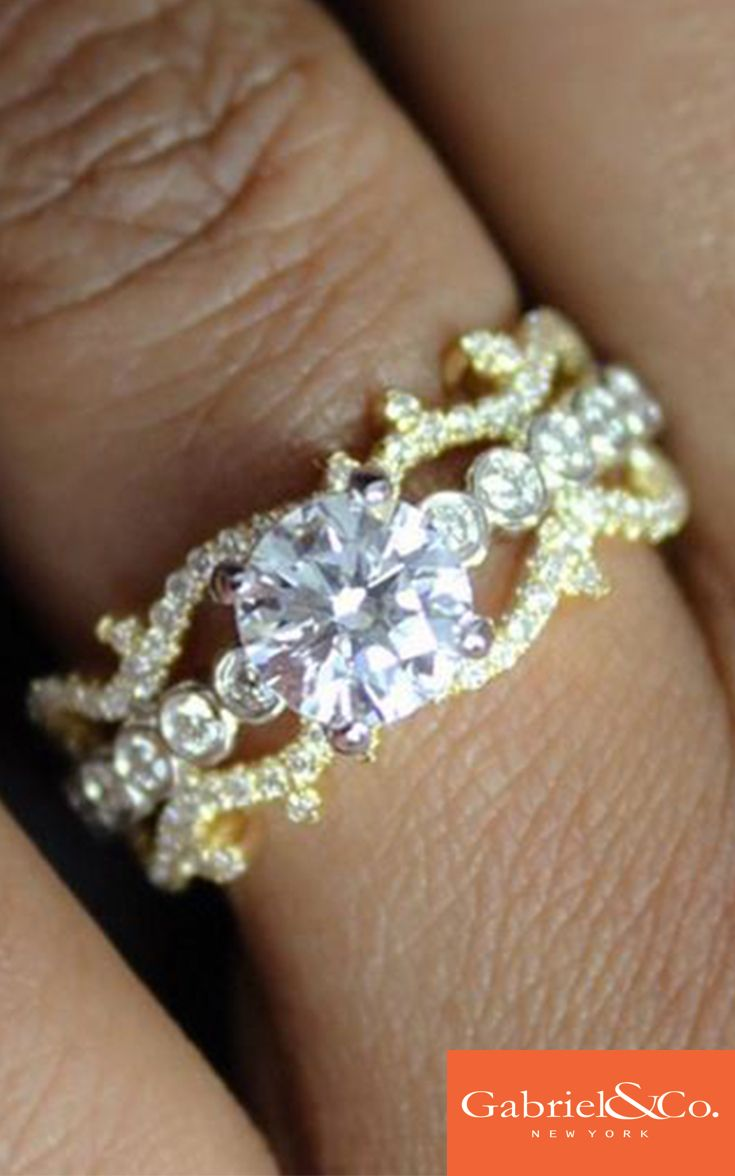 Present the one you love with a unique engagement ring that will