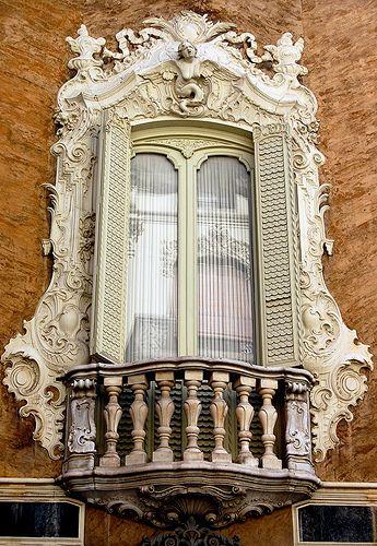 *SPAIN ~ Palacio del Marques de Dos Aguas Velencia,