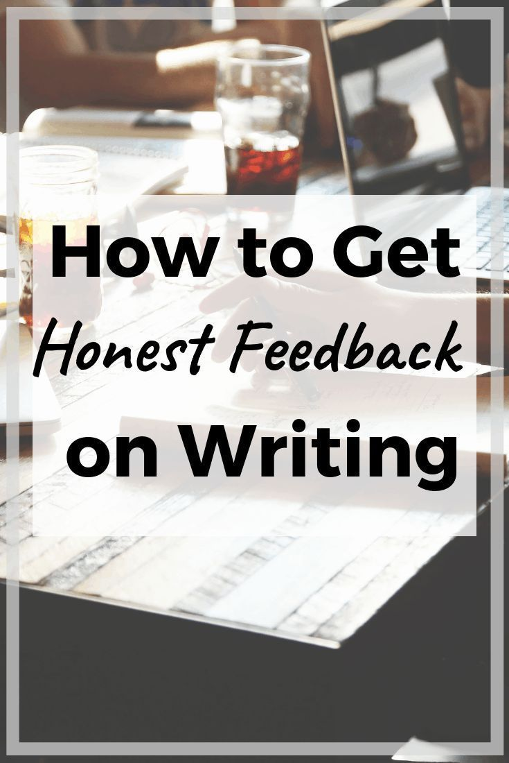 Feedback on writing is crucial Heres how to get it Getting feedback on writing is incredibly important for writers This blog posts gives you tips on how to find beta read...