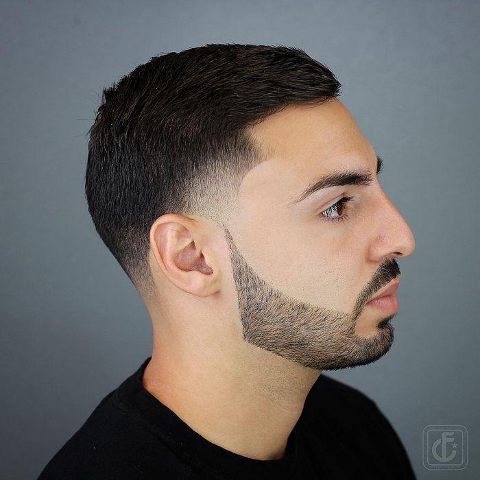 Ganz kurze haare manner frisuren