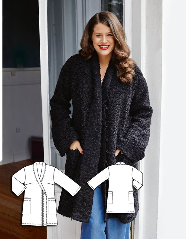Tea Time: 8 New Plus Size Sewing Patterns