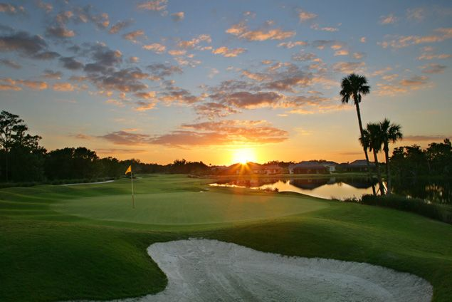 Verandah Offers Some Of The Finest Golf You Ll Ever Play The Quality Of The Two Courses Old Orange By Bobby Golf Vacations Florida Golf Florida Golf Courses