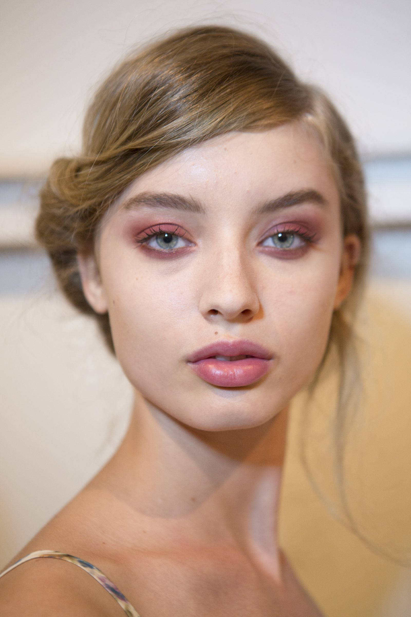 See The Best Makeup Looks From Fashion Month So Far  Make up