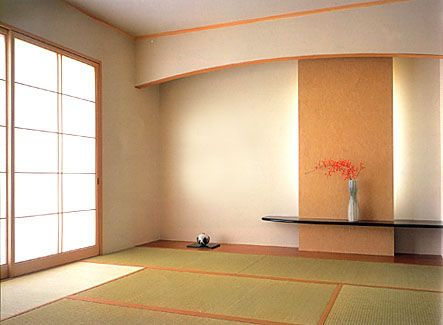 Meditation Room Japanese House Garden Pinterest