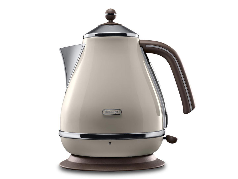 Icona Vintage KBOV3001BG Jug Kettle - Cream | Kettle, Cream kettle ...