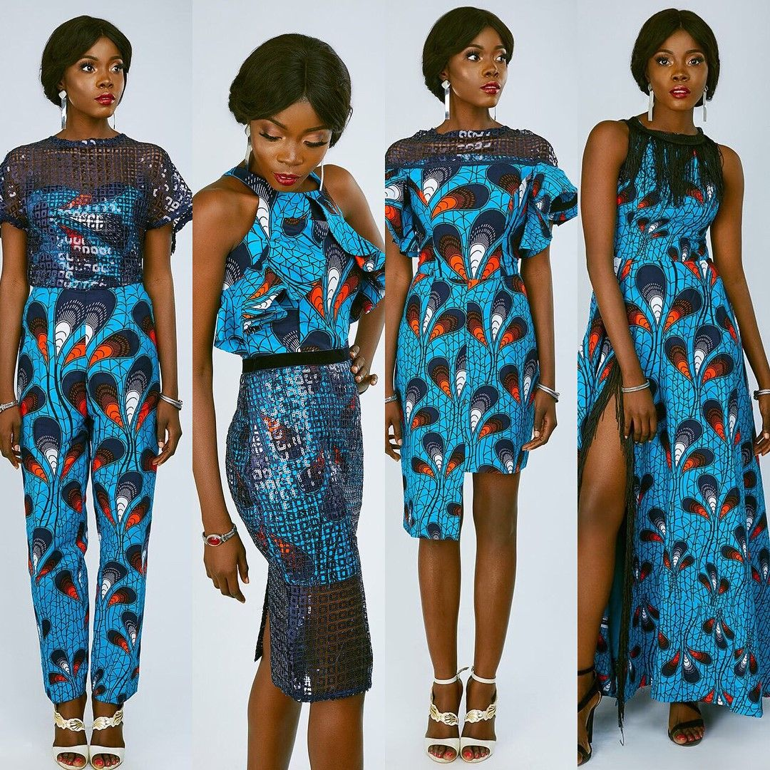 There are quite a few ways to make yourself be unique with an  latest asoebi styles, Even if you are contemplating about what to create and slay with an Nigerian Yoruba dress styles. aso ebi style for weekends come in many patterns and designs.   The  African Ankara dresses  beauty of this print is that it comes in many designs and textures. Ankara will allow you create a come to an agreement of any fabric without losing the Ankara dress styles flair. #nigeriandressstyles