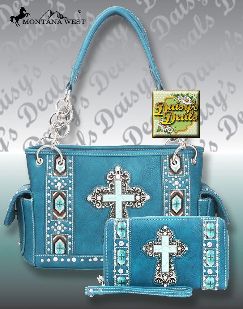 Montana West Embroidery Aztec Design Spiritual Collection Handbag Set-tc #MontanaWest #ShoulderBag