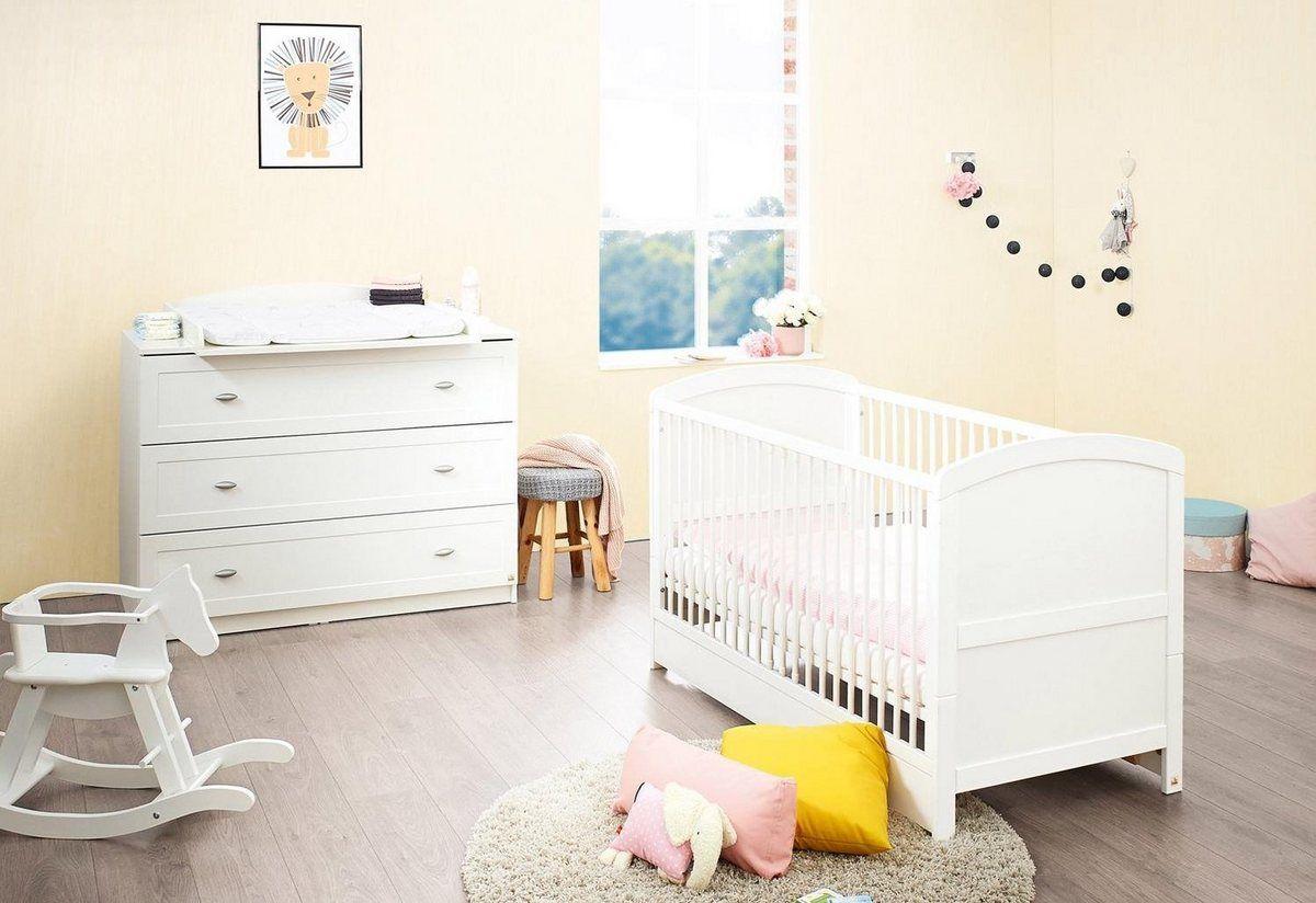 Babymobel Set Laura Breit In 2020 Baby Mobel Babyzimmer Und