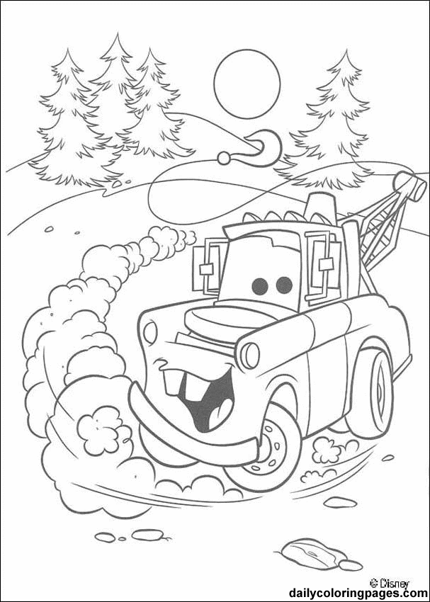 Cars coloring pages » Free & Printable » Car coloring sheets | 850x607