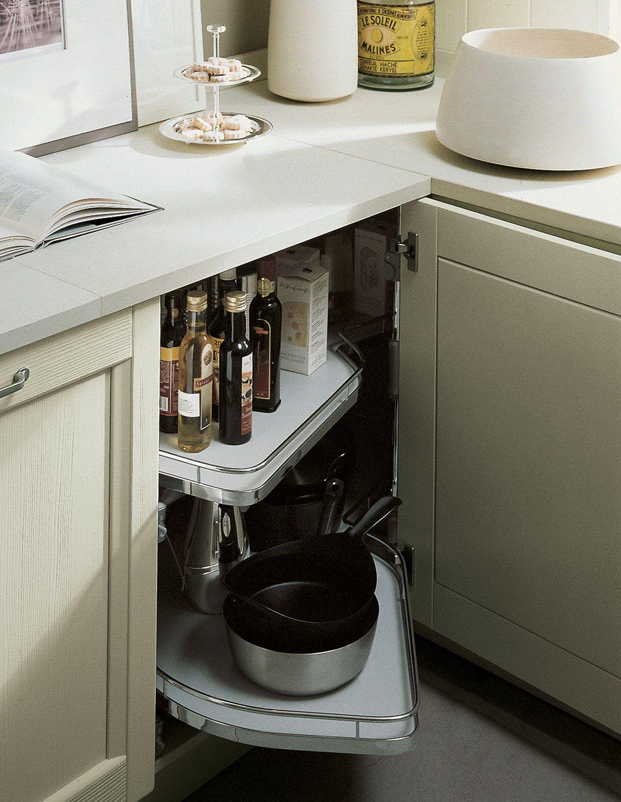 Cucina: le soluzioni per l\'angolo   ARCHITETTURA: cucina ...