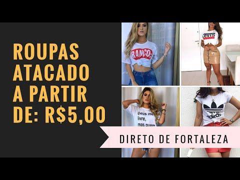 64ee20d1c Roupas de R 5 direto de Fortaleza como comprar   - YouTube