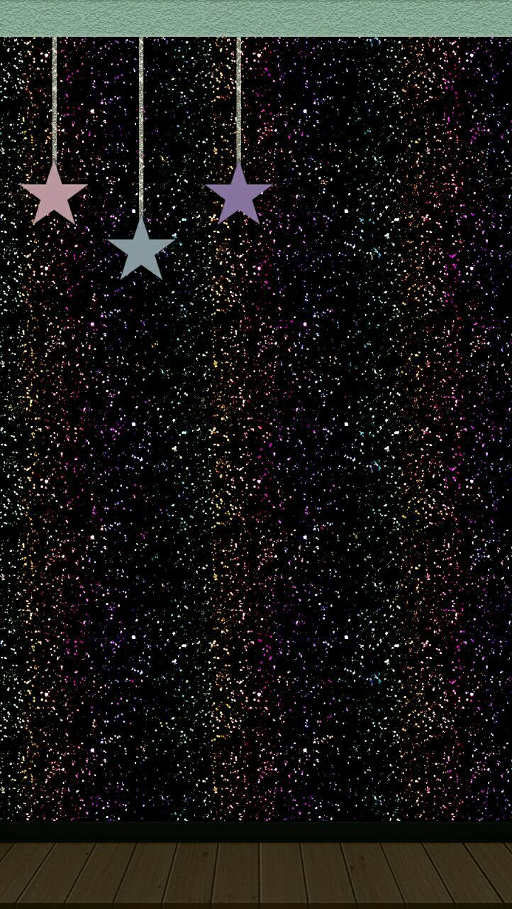 Download Great Black Wallpaper Iphone Glitter for iPhone X Free