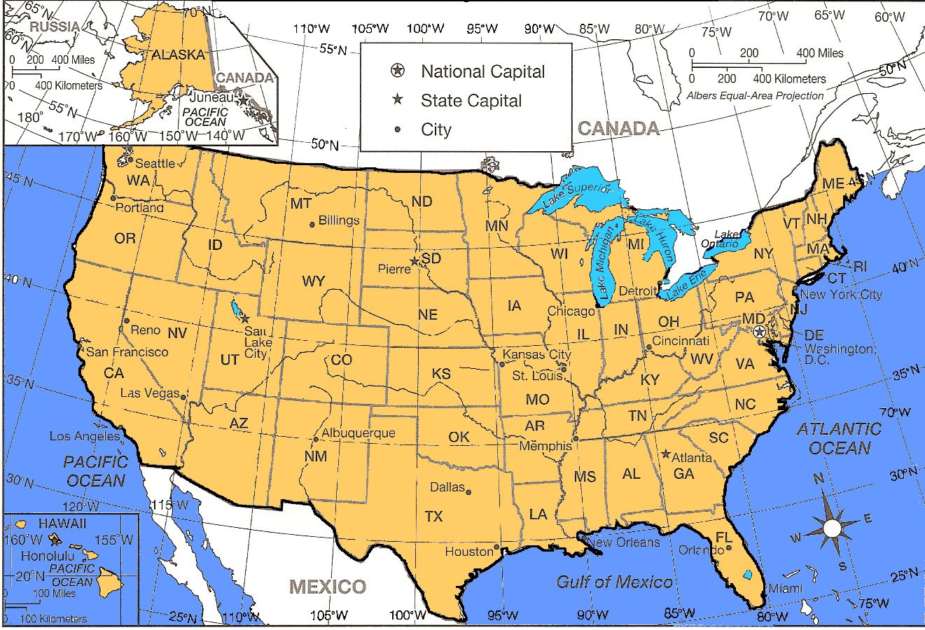 Image Result For Latitude And Longitude America Map