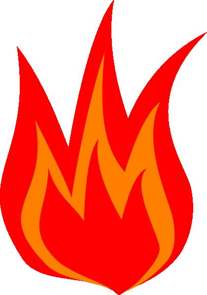 Fire Clip Art | Fires Of Revival image - vector clip art online ...