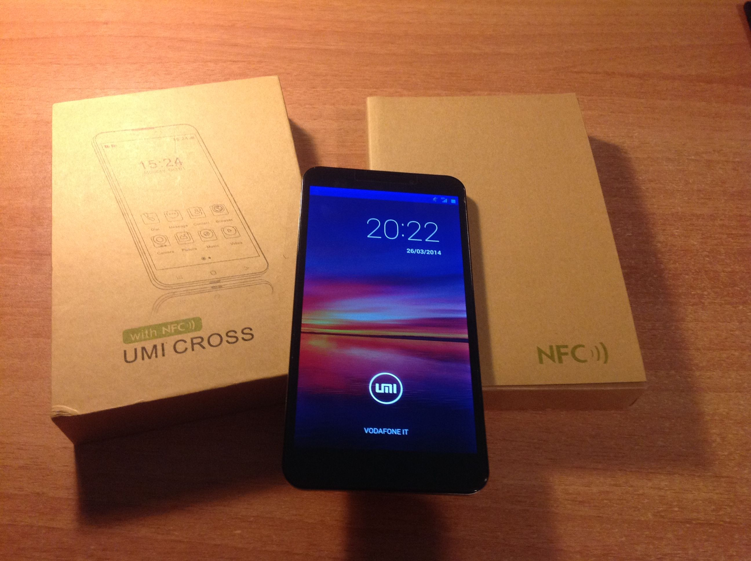 Umi Cross: il video unboxing by TecnoAndroid - http://www.tecnoandroid.it/umi-cross-il-video-unboxing-by-tecnoandroid/